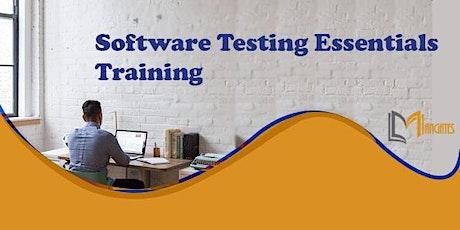 Software Testing Essentials 1 Day Training in Warwick tickets