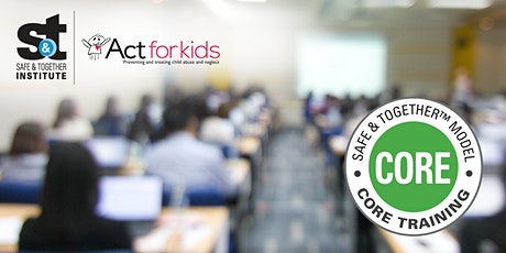 Safe & Together™ Model CORE Training -Maryborough by Act for Kids tickets