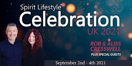 SPIRIT LIFESTYLE CELEBRATION UK tickets