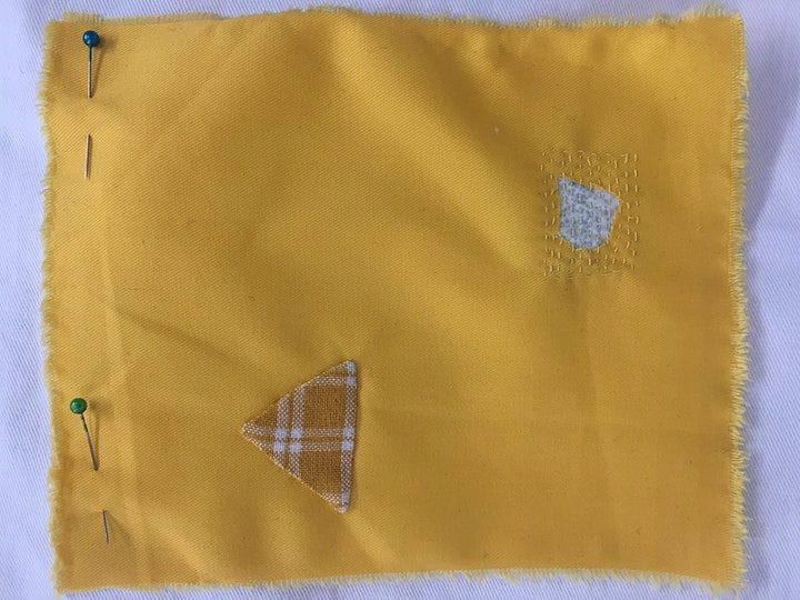 Learn to Sew - Visible Mending Workshop image