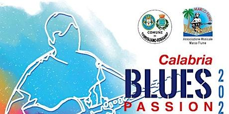 MARCO FIUME BLUES PASSION 18^ EDIZIONE biglietti