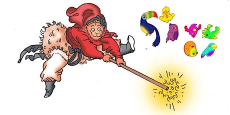 Animal Cartooning Skills tickets