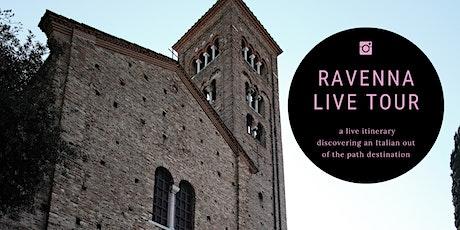 Ravenna live tour biglietti