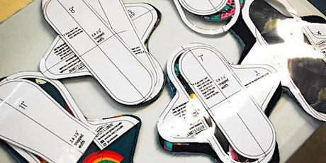 CSP Cloth Sanitary Pads making, Saturday at Mirva craftspace tickets