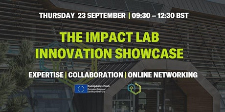 The Impact Lab Innovation Showcase Tickets