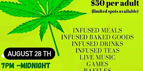Grown & Sexy 420 Adult Party tickets
