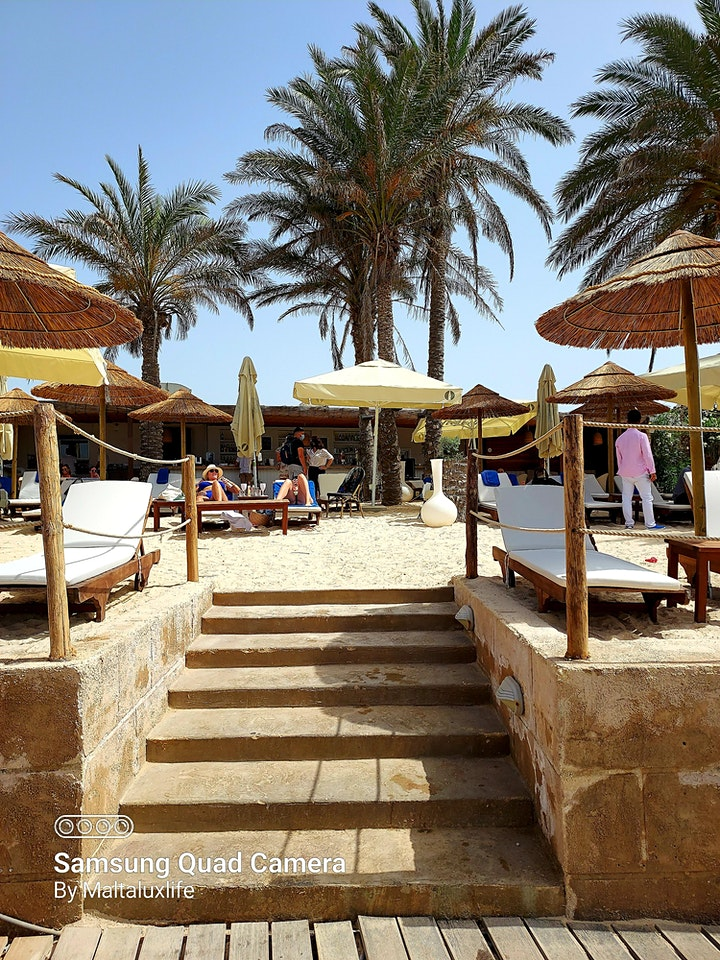Life's a Beach @ Hola Beach Club: Bild