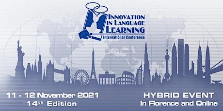 Innovation in Language Learning International Conference biglietti