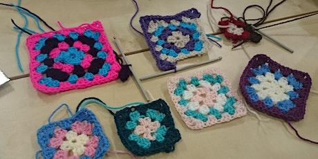 Simple Crochet tickets