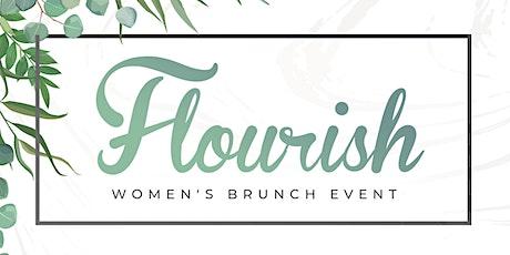 Flourish - Women's Brunch Event tickets