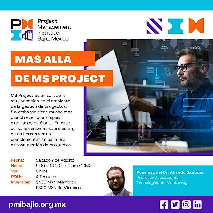 Imagen de Más allá de MS Project