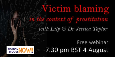 Victim blaming in the context of prostitution tickets