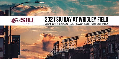 2021 SIU Day at Wrigley Field tickets