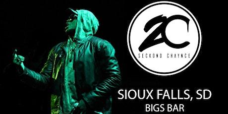 RESCHEDULED - Seckond Chaynce Live @ Bigs Bar - Sioux Falls, SD tickets
