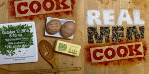 Real Men Cook, A Benefit for Arts Outreach