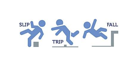 Slip Trip & Fall Prevention tickets