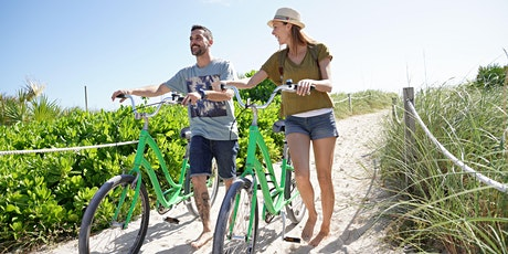 Historic Coastal Bike Adventure over Miami Beach, Surfside and Bal Harbour tickets