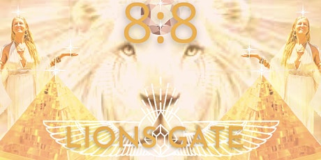8:8 LIONS GATE PORTAL The Royal Codes Activation Ceremony - Online tickets