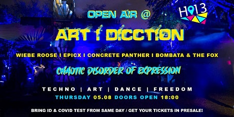Art | Dicction Open Air @ H13 Tickets