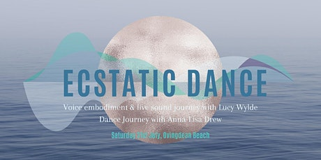 Ecstatic Dance Ovingdean Beach with Lucy Wylde tickets