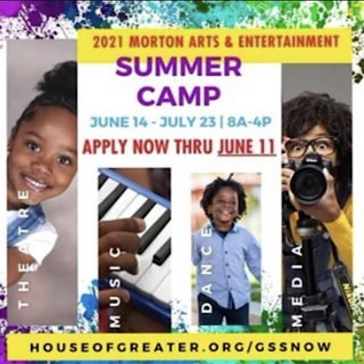 Morton Arts and Entertainment Summer Camp Finale image