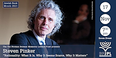 Steven Pinker: Rationality: What It Is, Why It Seems Scarce, Why It Matters
