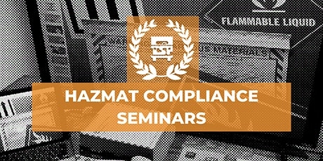 Central  Time Zone  HazMat Compliance Seminars -9/28 tickets