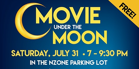 Movie Under the Moon tickets