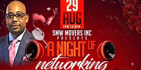 SMW MOVERS  BUSINESS NETWORKING EVENT tickets