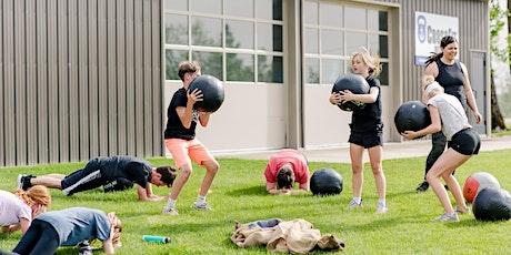 CrossFit Tweens - August Session (4 Weeks, 2 Sessions a Week) tickets