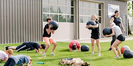 CrossFit Teens - August Session (4 Weeks, 2 Sessions a Week) tickets