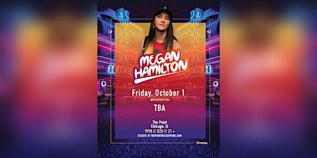 Megan Hamilton tickets