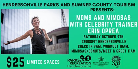 Moms and Mimosas with Celebrity Trainer Erin Oprea tickets