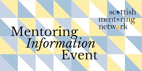 Mentoring Information Event tickets