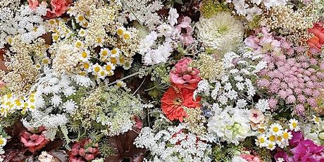 Flower Arranging at Barrel + Beam tickets