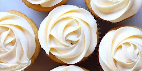 UBS - Virtual Cooking Class: Mango Cupcakes tickets