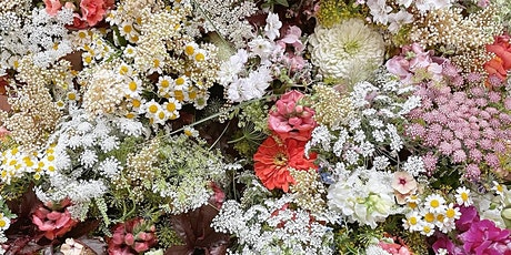 Flower Arranging at Barrel + Beam,  August 12th tickets
