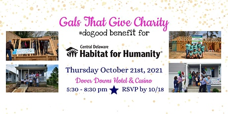 #dogood Benefit for Central Delaware Habitat for Humanity tickets