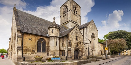 Walking Tour of Gloucester Medieval Churches and Llanthony Secunda Priory tickets