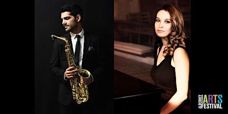 Alderney Performing Arts Festival – Manu Brazo & Olivia Skwara tickets