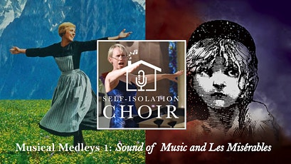 Learn Musical Medleys: The Sound of Music & Les Miserables - COURSE LAUNCH tickets
