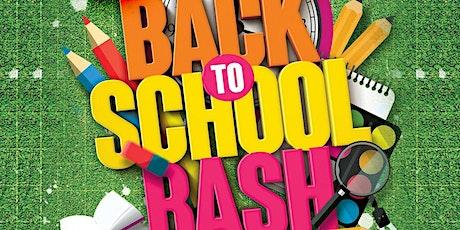 Back to School Bash Drive-Thru tickets