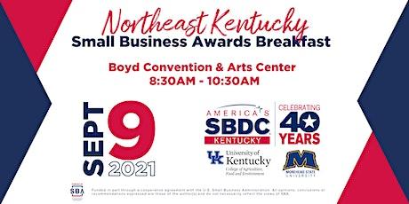 Northeast Kentucky Small Business Awards tickets