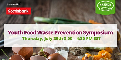 Youth Food Waste Prevention Symposium tickets