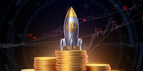 Introducción a las inversiones en criptomonedas - 3º promoción entradas