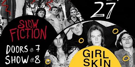 ROOFTOP show! Girl Skin, Slow Fiction, War Violet tickets
