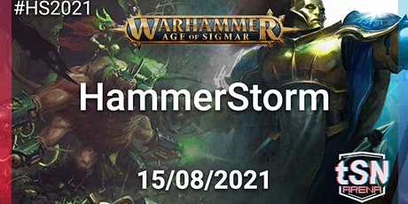 HammerStorm - A THWG AoS Singles Event tickets