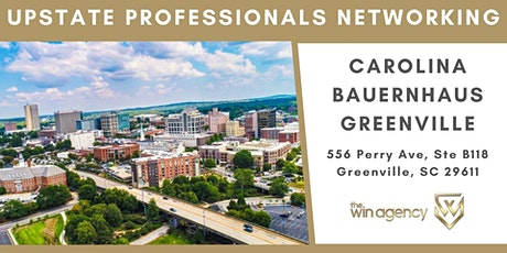 Upstate Professionals Networking tickets