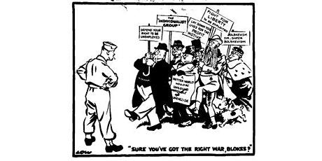 The Second World War, the state, and the British Conservative party tickets