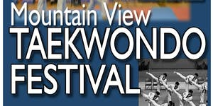 Mountain View Taekwondo Festival